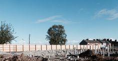 JMA Earl Lea Extra care starts on site #bluesky #sitevisit #concrete
