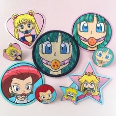 Repost @davidbaker  Thank you all so much for your support! While Sailor Moon and Bulma Pins are Sold Out Jessie and Peach pins as well as other things are still in the store! http://ift.tt/1W7NIzX . I will also be releasing the full ball gag series at @shopcalledquest very soon! Also I do have some variants coming in soon so keep an eye out for pics in my story! If you've missed out on the Pikatama pin I did with @dekorner you can still pick them up at their shop! (Please Read:) A portion…