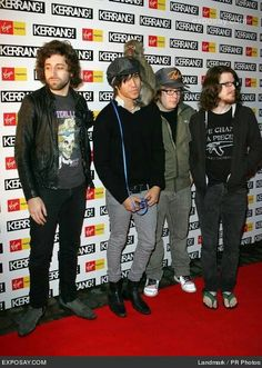 When FOB brought a monkey to the Kerrang! Awards