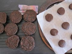 Forum Thermomix - The best Thermomix recipes and community - 'Choc Ripple' Biscuits (dairy free version too)