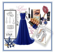 """""""Bez naslova #37"""" by mustafa-saric ❤ liked on Polyvore featuring Christian Dior, Jimmy Choo, Sole Society, Cynthia Rowley, Lime Crime, Estée Lauder, OPI, Chanel and Stila"""