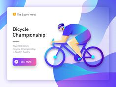 Bicycle championship designed by Sakura. Connect with them on Dribbble; the global community for designers and creative professionals. Bicycle, Projects, Connect, Designers, Community, Illustrations, People, Log Projects, Bike