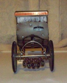 Wedding Musicbox Carriage with Bride by SteampunkWedding, $38.88