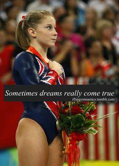 Sometimes dreams really come true…