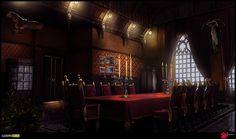 room castle dinning fantasy deviantart dining matter gray kitchen dark concept rooms jamga mansion interior hall vampire bedroom victorian king
