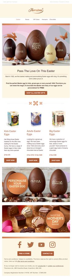 Easter promotional email from crosscountry emailmarketing email easter promotional email from crosscountry emailmarketing email marketing easter travel easter emails pinterest negle Gallery