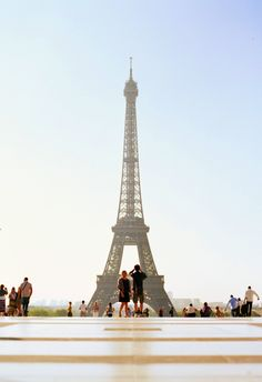 Take a picture by this iconic landmark!
