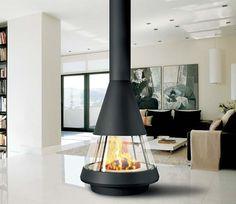 cool wood burning fireplaces