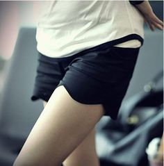 Free shipping 2013 new arrival pregnant womens shorts Summer Maternity short pants new Korean fashion wave shorts-in Shorts from Apparel & Accessories on Aliexpress.com