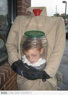 The best Halloween costume