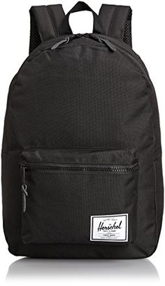 Herschel Supply Co Settlement Plus Black One size * Find out more about the great product at the image link.
