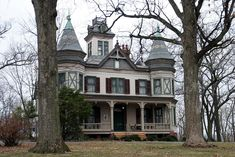 Gorgeous old Victorian home!
