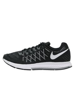 Nike Performance AIR ZOOM PEGASUS 32 - Demping hardloopschoenen -  black/white/pure platinum