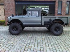 Nicely done... Jeep M715