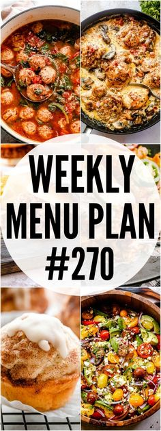 Meal Planning Board, Weekly Menu Planning, Meal Planing, Argula Recipes, Coliflower Recipes, Frugal Meals, Quick Meals, Dinner Recipes, Dessert Recipes