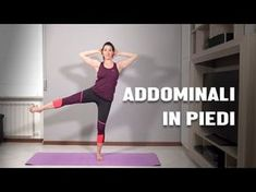 Fitness Workout For Beginners – Burn Fat & Build Muscle Anywhere Body Fitness, Physical Fitness, Fitness Tips, Physical Exercise, Basic Yoga Poses, Pose Yoga, Daily Exercise Routines, Yoga Routine, Keep Fit