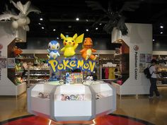 One specific place I would like to visit in Japan is the Pokemon Center in either Tokyo or Osaka City!! I undersand there's one in NYC, but I would rather go to Pokemon Center in Japan because it's twice as big ;)
