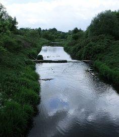 The Luggie water Cumbernauld