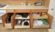 Kitchen | The Pull Out Shelf Company