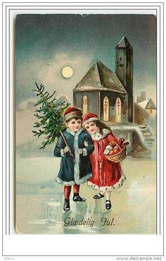 couple d'enfant - Delcampe.fr