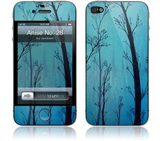 I want this, Anise No 28 by Ivy Jacobsen for my future iPhone 4S ;)