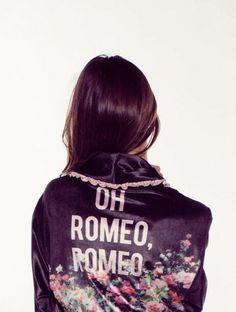 wherefore art thou romeo?
