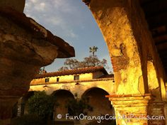The San Juan Capistrano Mission is a beautiful location for old historic charm, gardens, archways, and some beautiful dramatic photos with the church ruins. There is an additional fee paid to the Mission for professional photoshoots.