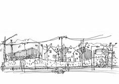 Urban Sketching, Cities, Urban Sketchers