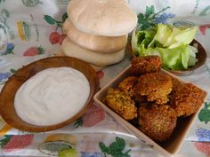 Falafel (vegán recept) ~ Éhezésmentes Karcsúság Szafival