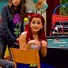 """""""Tori's not my friend,i tolerate Robbie,and Cat's a pet""""! My fave line of all!:)"""