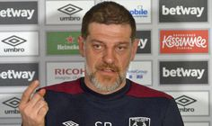 Slaven Bilic confirms West Ham injury blow ahead of Leicester clash - https://newsexplored.co.uk/slaven-bilic-confirms-west-ham-injury-blow-ahead-of-leicester-clash/