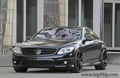 2010 Anderson Germany Mercedes CL65 AMG