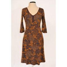 Leah Dress Print