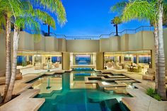 Exclusiva Obra Maestra Arquitectónica En San Diego, California A La Venta Por $12.5 Millones