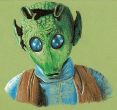 Greedo by kylelatino on DeviantArtMy intentions is to fill Facebook with Star Wars characters to break the saturation of negative images and videos. If you like this post, I will choose a Star Wars character for you.