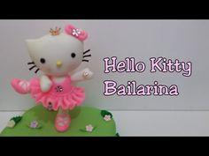 DIY - HELLO KIT BAILARINA/ ELISANGELA MOTTA - YouTube