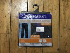 PORTWEST WATERPROOF TROUSERS - small  | eBay Work Trousers, Trouser Pants, Ladies Clothes, Industrial Office, Rain Wear, Slim Man, Clothes For Sale, Clothing, Ebay