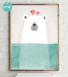 Find More Painting & Calligraphy Information about Cartoon Cute Polar Bear Canvas Art Print Painting Poster, Wall Picture for Home Decoration, Wall Decor FA400 3,High Quality pictures of oil drilling,China picture oranges Suppliers, Cheap pictures of black cars from 900D on Aliexpress.com