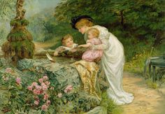 art of fredrick morgan   ... Frederick Morgan - The Coming Nelson Fine Art Prints and Posters for