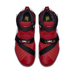 best service e8438 eda1b Tênis Nike Lebron Soldier IX Masculino - Nike no Nike.com.br Comprar Tênis
