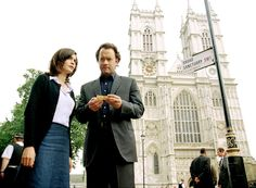THE DA VINCI CODE, Audrey Tautou, Tom Hanks, 2006 | Essential Film Stars, Tom Hanks http://gay-themed-films.com/film-stars-tom-hanks/