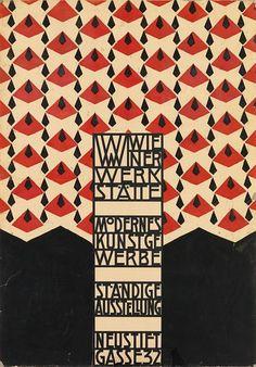 Josef Hoffmann, Wiener Werkstaette, 1905 Certaines productions ne sont pas sans rappeler l'école de Glasgow (Charles Rennie Mackintosh) ou Dard Hunter (Roycroft)/naturellement influencé par Hoffman lors de son voyage à VIenne