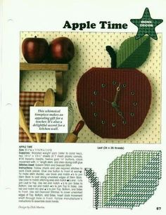 APPLE TIME by DICK MARTIN 1/2