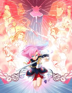 Utena + World Revolution by BakaMandy on deviantART