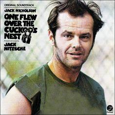 JACK NITZSCHE ONE FLEW OVER THE CUCKOO'S NEST Fantasy Records 1975 Premessa: questa è veramente una colonna sonora per pazzi degenerati. Jack Nitzsche è un compositore molto particolare, inutile di…
