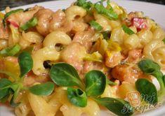 Quick Pasta Recipes, No Salt Recipes, Chicken Recipes, Cooking Recipes, Healthy Recipes, Good Food, Yummy Food, Healthy Meal Prep, Main Meals