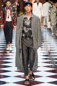 Dolce & Gabbana, Look #7