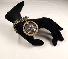 NETTIE ROSENSTEIN Jeanne D'Arc Bracelet by KatsCache on Etsy, $249.95