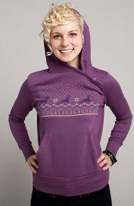 Cozy Winter Sweatshirt. So cute!