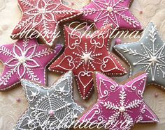 Christmas cookie set | Cookie Connection